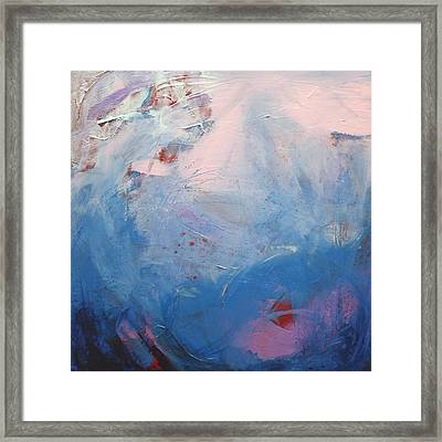 A Nearness To Tremendousness Framed Print by Gray Jacobik