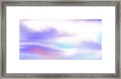 A New Day Framed Print by Lori  Lovetere