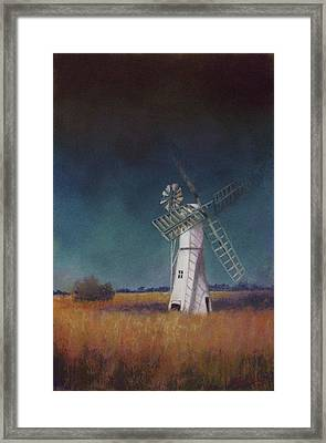 A New Day Framed Print by Marcus Moller