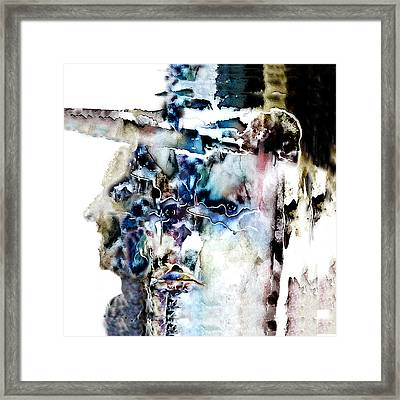 A New Earth Framed Print by Richard Fisher