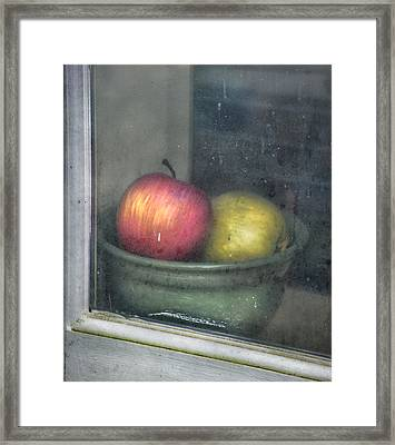 A Pair Framed Print