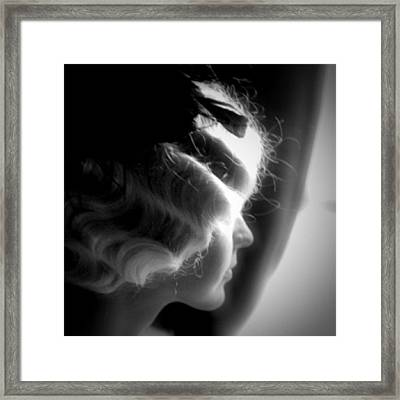 A Past Life Framed Print by Snow White
