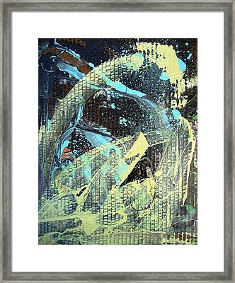 A Private Universe Of Despair Framed Print by Bruce Combs - REACH BEYOND
