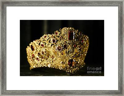 A Queen's Pride Framed Print