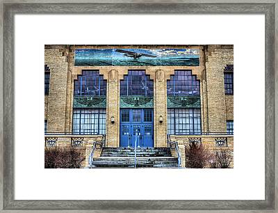 A Reminder Of A Grand Time  Framed Print by JC Findley