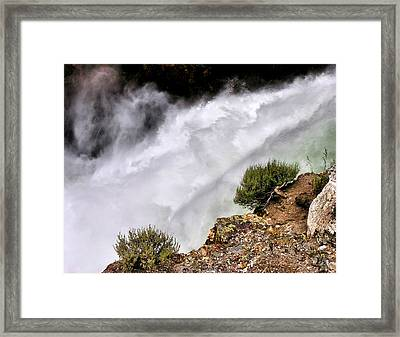 A Room With A View Framed Print by Steven Ainsworth