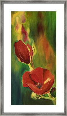 A Small Moment Framed Print by Jane Autry