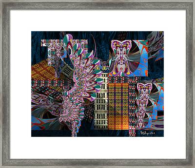 A Song Of India Framed Print
