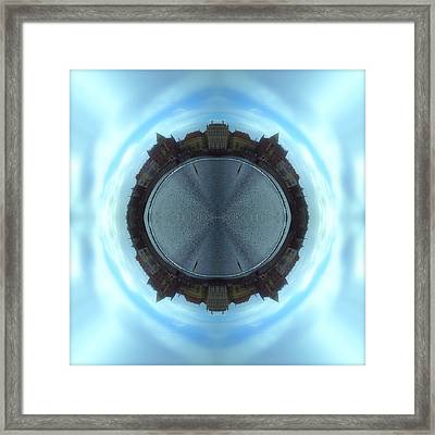 A Spin In Prague 3 Framed Print by John O Doherty