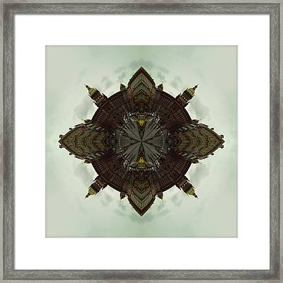 A Spin In Prague Framed Print by John O Doherty