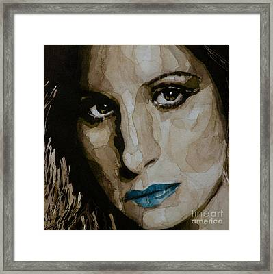 A Star Is Born Framed Print by Paul Lovering
