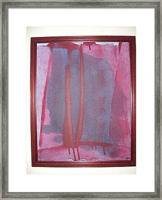 A Study In Dreams  Framed Print by Harry  Nash