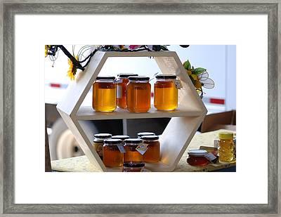 A Taste Of Honey Framed Print