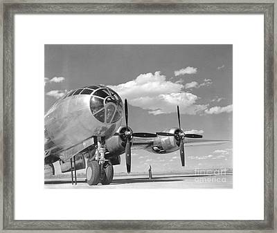A U.s. Army Air Forces B-29 Framed Print