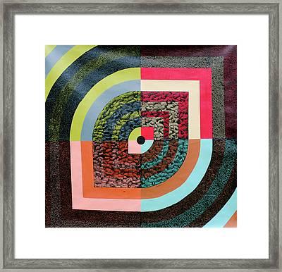 Aankh Framed Print