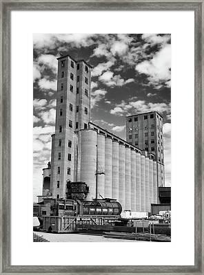 Abandoned 8910 Framed Print