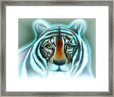Abbagail's Haunt Framed Print by Adele Moscaritolo