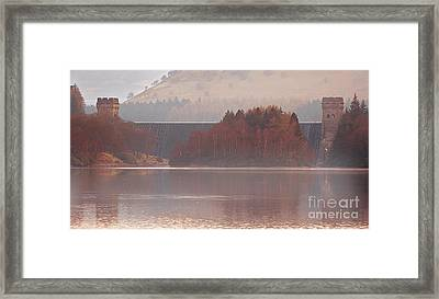 Abbey Island Framed Print by Nigel Hatton