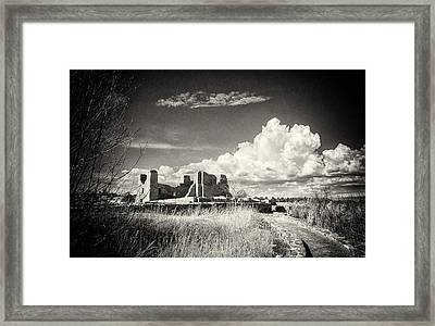 Abo Ruins Framed Print by Inlightful Images