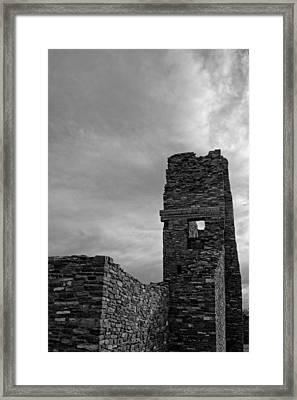 Abo Ruins No 2 Framed Print by Paul M Littman