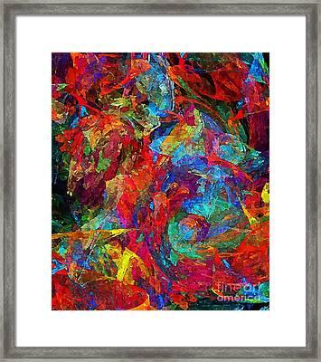 Abs 0321 Framed Print