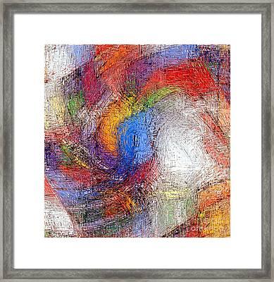 Abs 0607 Framed Print