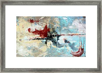 Absolution Framed Print by Mark M  Mellon