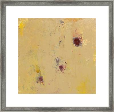 Abstract - Evolution Framed Print by Kathleen Grace