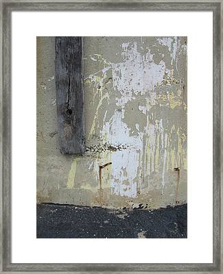 Abstract-13 Framed Print by Todd Sherlock