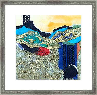 Abstract 2011 No.2  Framed Print