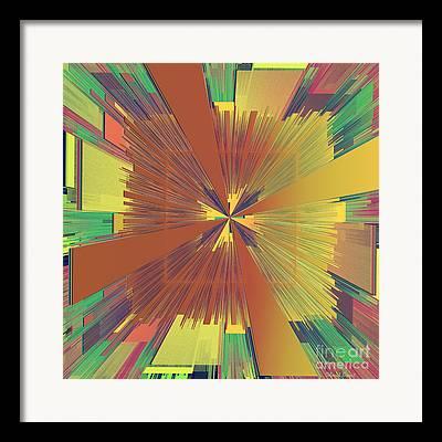Square Formatt Framed Prints
