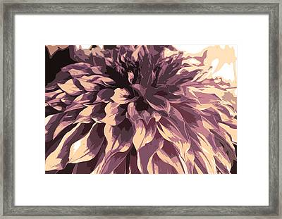 Abstract 6 Framed Print by Sumit Mehndiratta