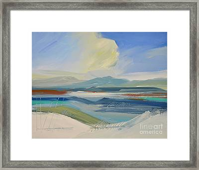 Abstract Landscape No. 2 Framed Print