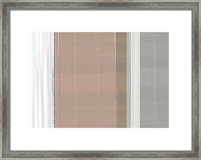 Abstract Light 1 Framed Print