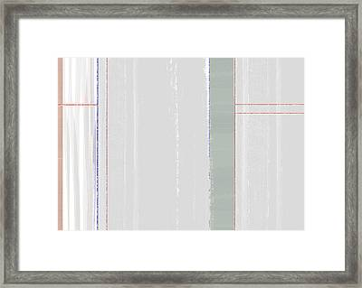 Abstract Light 2 Framed Print
