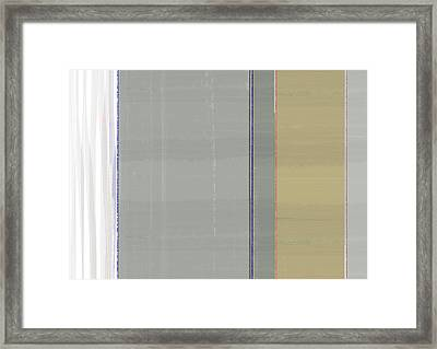 Abstract Light 4 Framed Print