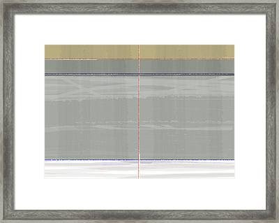 Abstract Light 7 Framed Print
