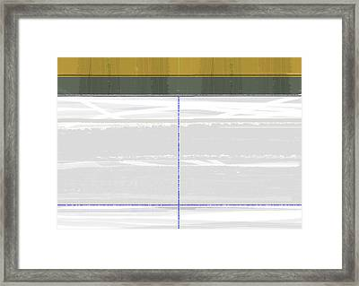 Abstract Light 8 Framed Print
