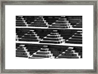 Abstract Framed Print by Manaswinee Mohanty