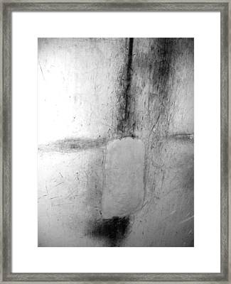 Framed Print featuring the photograph Abstract by Mary Sullivan