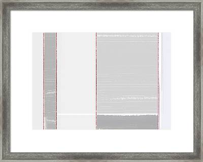 Abstract Surface 2 Framed Print