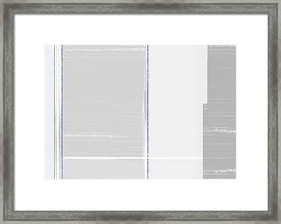 Abstract Surface 3 Framed Print