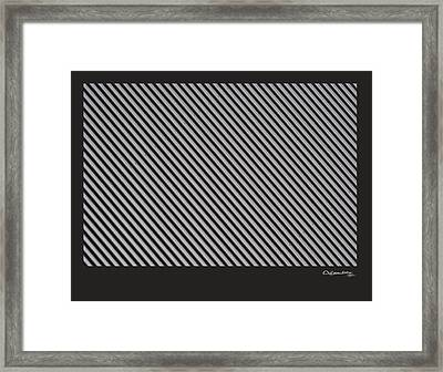 Abstract Wall Framed Print by Xoanxo Cespon