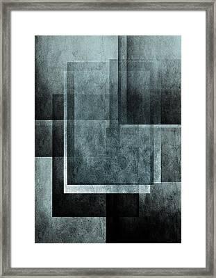 Abstraction 1 Framed Print by Maciej Kamuda