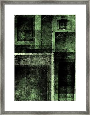 Abstraction 2 Framed Print by Maciej Kamuda