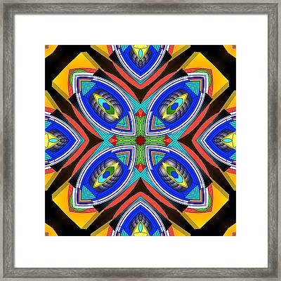 Acceptance Review Framed Print by Mario Carini
