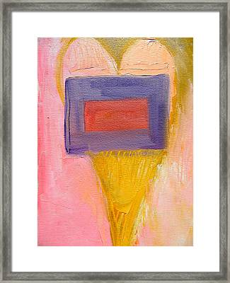 Accepting Love Framed Print