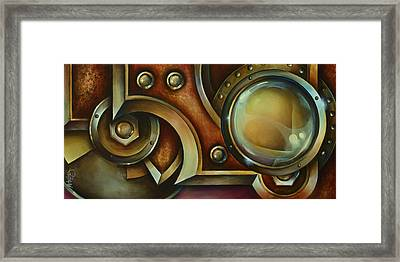 'access Denied' Framed Print by Michael Lang