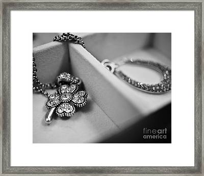Accessorize  Framed Print by Andrea Hurley