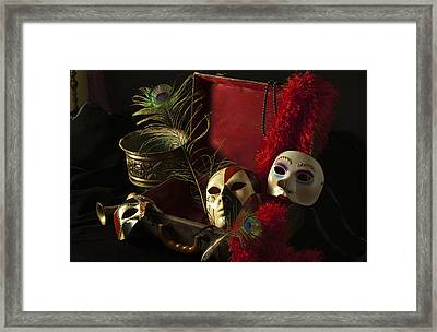 Actors Wares Framed Print